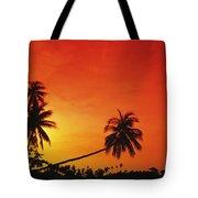 Bintan Island Sunset Tote Bag