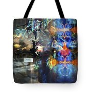 Biodiversity Tote Bag by Kenneth Hadlock