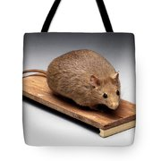 Bioengineered Obese Mouse, 1998 Tote Bag