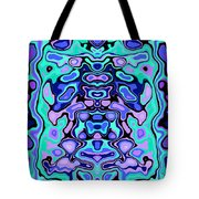 Biomorphic #1 Tote Bag