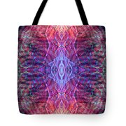 Biomorphic Syntax  Tote Bag