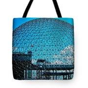 Biosphere Montreal Tote Bag