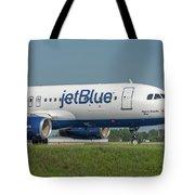 Bippity Boppity Blue Tote Bag