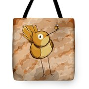 Birb 'n' Bee Tote Bag