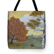 Birch And Oak Frienship Tote Bag