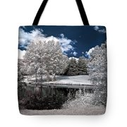 Birch Cluster II Tote Bag