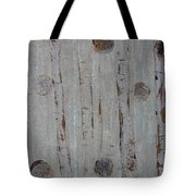 Birch - Fog 2 Tote Bag