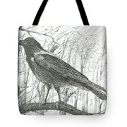 Bird, 2011 Tote Bag
