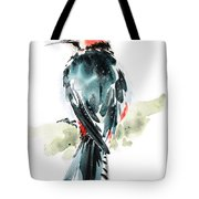 Bird Art Tote Bag