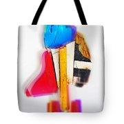 Bird Dude Tote Bag