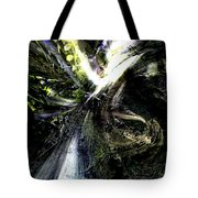 Bird Flight With Olive Branch Tote Bag