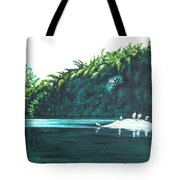 Bird Haven Tote Bag