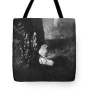 Bird In View Tote Bag