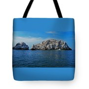 Bird Island 1 Tote Bag