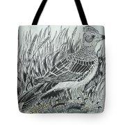 Skyirk Bird Tote Bag