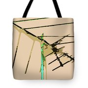 Bird Kite Tote Bag