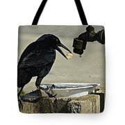 Bird Lunch Tote Bag