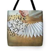 Bird Migration 2 Tote Bag