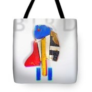 Bird Moderne Tote Bag