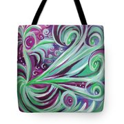 Bird Of Paradise 4 Tote Bag