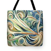 Bird Of Paradise 5 Tote Bag