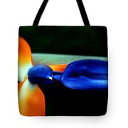 Bird Of Paradise Study 1 Tote Bag