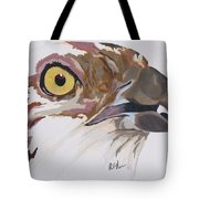 Bird Of Prey  Osprey Tote Bag