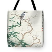 Bird On The Branch Tote Bag