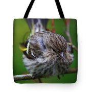 Bird Perch Tote Bag