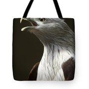 Bird Portrait Tote Bag