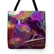 Bird Rain Rest Animals  Tote Bag