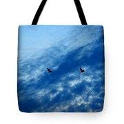 Bird Set Free II  Tote Bag