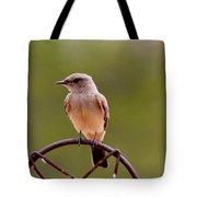 Bird Solitude Hbn1 Tote Bag