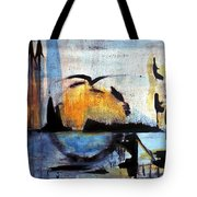 Bird Tribes Tote Bag