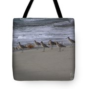 Bird Walk Tote Bag