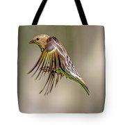 Bird2 Tote Bag
