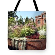 Birdhouses At The Smithsonian Tote Bag