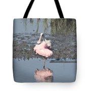 Birdie Ballet Tote Bag