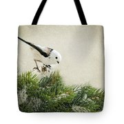 Birdie Stilllife Tote Bag