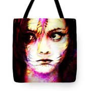 Birdie, The Wery One Of Her Own. Tote Bag