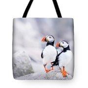 Birdland Tote Bag