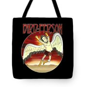 Birdperson Tote Bag