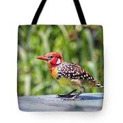 Birds #62 Tote Bag