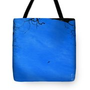 Birds Aloft In The San Bernardino Mountains Tote Bag