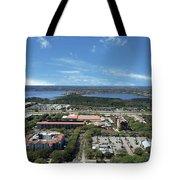 Birds Eye View Orlando Florida Tote Bag