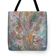 Birds In A Bush Tote Bag by Ben Kiger