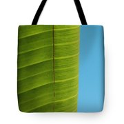 Birds Leaf Tote Bag