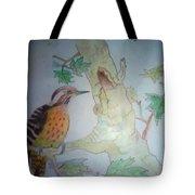 Bird's Life Tote Bag