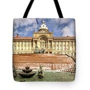 Birmingham City  Town Hall  Tote Bag