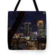 Birmingham Skies Tote Bag